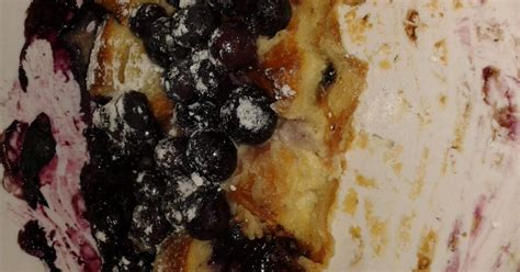 blaubeer croissant auflauf von schnuppenlui ein thermomix