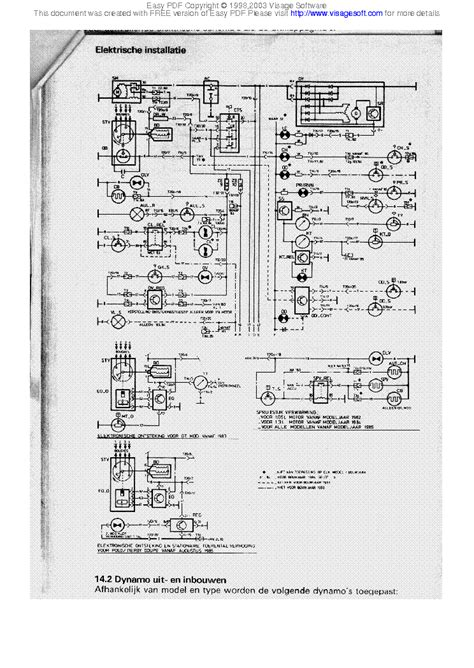 Volkswagen Polo Wiring Diagram Service Manual Download