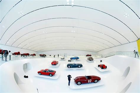 enzo ferrari museum enzo ferrari museum opens in modena pursuitist