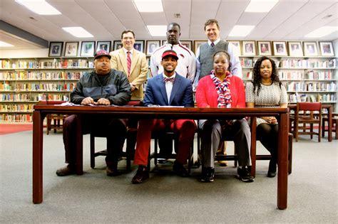 foster commits samford university athletics news donoho school