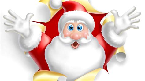 Animated Santa Wallpaper - 100 mesmerizing santa claus wallpapers