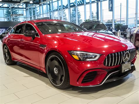 Driving dynamics at motorsport level, explosive sprints. New 2019 Mercedes-Benz AMG GT 63 S 4MATIC+ 4-Door Coupe in Kitchener #39588 | Mercedes-Benz ...
