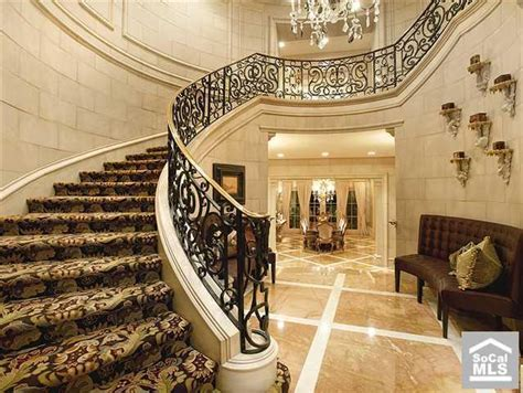 Luxury Home Stair  Design Build Buildings