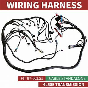 Ls1 Stand Alone Harness - Replacement Engine Parts
