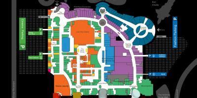 dubai mall map map  dubai mall united arab emirates