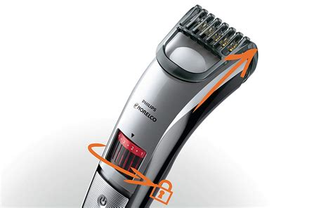 *new! Philips Norelco Beard Stubble Trimmer Shave Hair