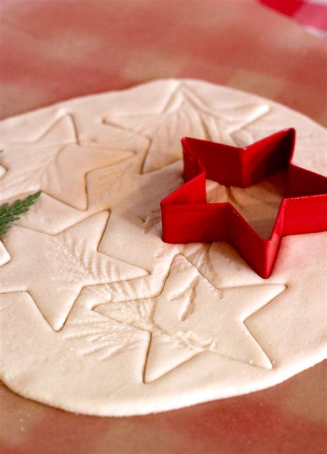 classic salt dough recipe for christmas ornaments salt dough ornaments diy with the help of a kitschy kitchen