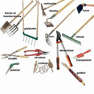 Outil De Jardinage Professionnel : outils de jardin pour jardinage bio jardin garden ~ Premium-room.com Idées de Décoration