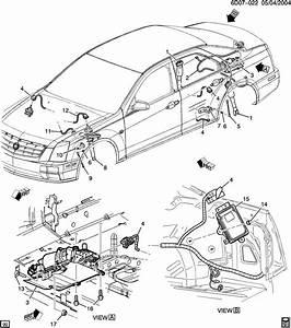 2007 Cadillac Dts Parts Diagram  Cadillac  Auto Wiring Diagram