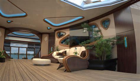 interieur maison bateau reve luxe d 233 coration maison