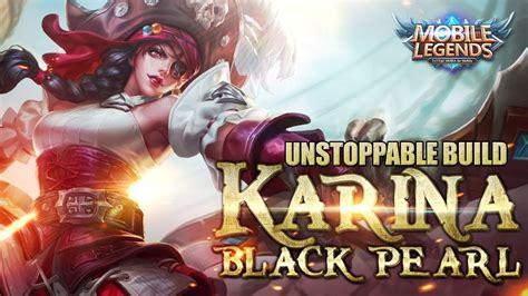 Karina Unstoppable Build