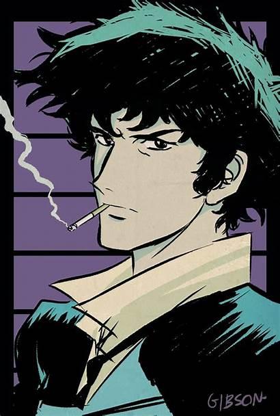 Anime Spike Cowboy Bebop Manga Spiegel Cowboys