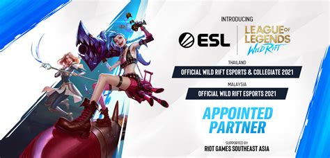 This year, the game received great acclaim with the free fire accounts free world series 2019 tournament. ESL Gaming Selected as Official Wild Rift Tournament ...