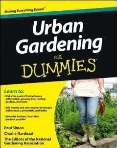 gardening basics for dummies book review urban gardening for dummies with our best denver lifestyle blog