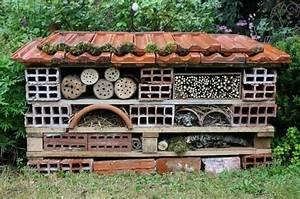 Fabriquer Un Hotel A Insecte : maison pour insectes fabrication ventana blog ~ Melissatoandfro.com Idées de Décoration
