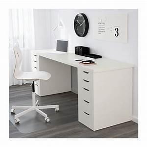 Ikea Tischplatte Linnmon : alex linnmon table white 200x60 cm ikea ~ Eleganceandgraceweddings.com Haus und Dekorationen