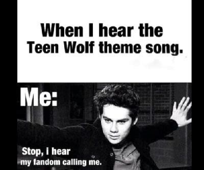 Teen Wolf Meme - 21 inside jokes memes only true teen wolf fans will understand jokes search and songs