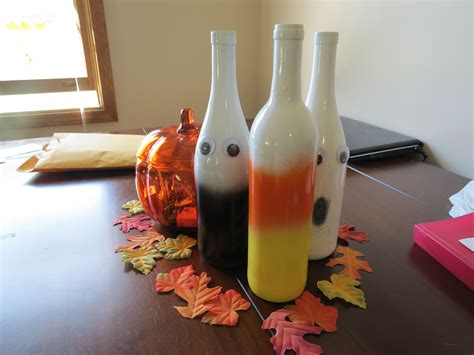 Fun Crafts With Wine Bottles