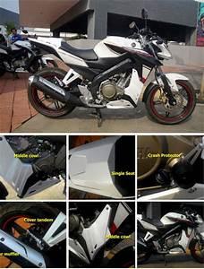 10 Aksesoris Motor Yamaha New Vixion Advance Yang Bikin Keren
