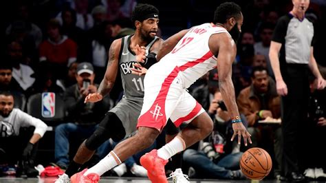 Harden Reportedly Wants Short-Term Nets Move