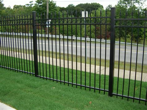 metal fence designs pictures iron gates