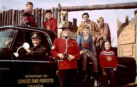 going back in time with the forest rangers brioux tv