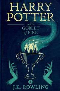 Goblet of Fire Olly Moss eBook cover — Harry Potter Fan Zone