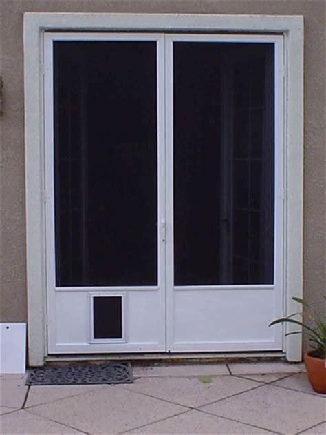 doggie doors for french doors glass patio doors