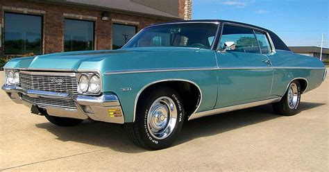 1970 Chevrolet Caprice - Factory Air and Tilt Steering
