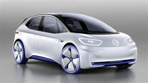 Car Electronic by Volkswagen Unveils Its Distance Electric Car