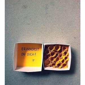 Persönliches Geschenk Jahrestag : erinnerst du dich fernbeziehung geschenk geschenke pinterest ~ Frokenaadalensverden.com Haus und Dekorationen