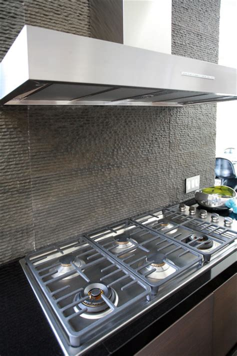 images of kitchen wall tiles black granite striated modern kitchen los angeles 7497