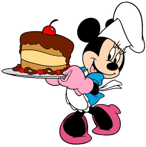 cuisine mickey minnie mouse clip 2 disney clip galore
