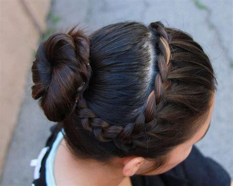cute braided hairstyles   french braid hair