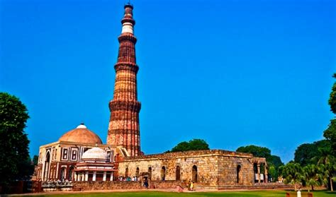 how to decorate a place 8 facts defining qutub minar as the centre of delhi tourism