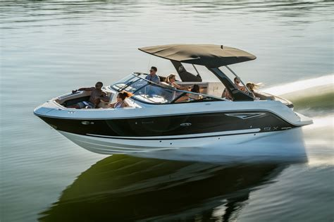 What Is A Bowrider Boat by Sea Slx 280 Slx 280 Sport Luxury Boating