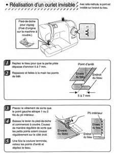 Ourlet Rideau Machine à Coudre by Comment Coudre Ourlet Rideau