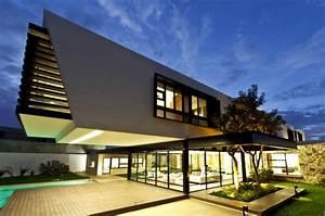 Maison Moderne Contemporaine De Carrillo Arquitectos
