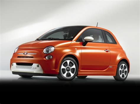 Review Fiat 500e by 2015 Fiat 500e Reviews Specs And Prices Cars