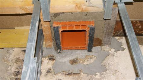 construire un conduit de cheminee exterieur a l aube du h 233 risson