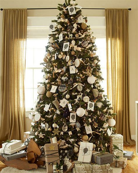 lavishly decorated christmas trees  copy love  blog