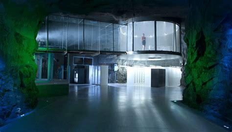 futuristic data bunker  sweden data center knowledge