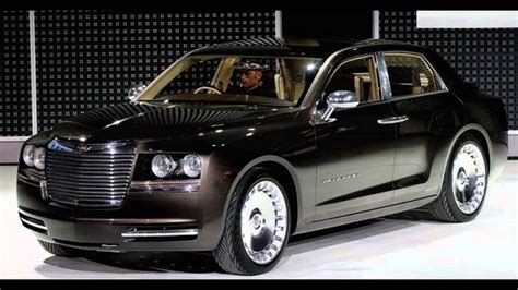 2017 Chrysler 300 Concept Redesign Automoviles