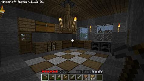minecraft ideas kitchen mindfield