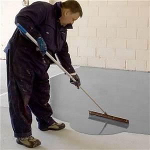 Resine Epoxy Sol Garage : peinture sol garage types de peinture et conseils de pose bienchezmoi ~ Dode.kayakingforconservation.com Idées de Décoration