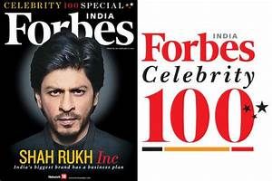 Shah Rukh tops Forbes India's 'Celebrity 100' list - News18