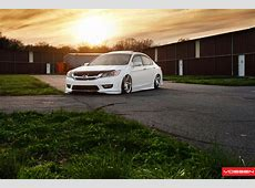 1st 2013 Bagged Honda Accord to be featured in the the