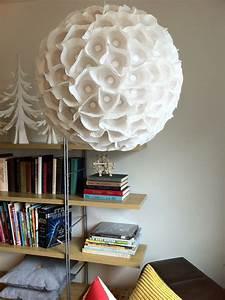 Lampe Aus Pappmache : lampen selbermachen 20 diy lampenideen zum nachbasteln ~ Markanthonyermac.com Haus und Dekorationen