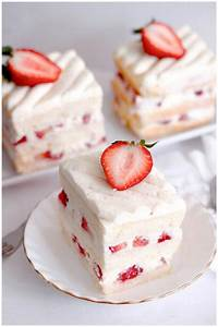 Foodagraphy. By Chelle.: Strawberry shortcake