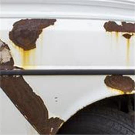 enlever la rouille sur la carrosserie d une voiture entretien de la voiture